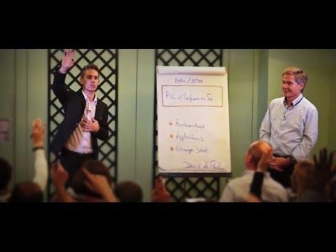 Paul Pyronnet & David Laroche en conférence LIVE (50 minutes d'enregistrement)