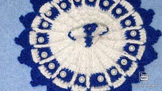Crochet Woollen Dress for Ladu(2)NO/Gopal/Bal Gopal/kanha ji (all size)