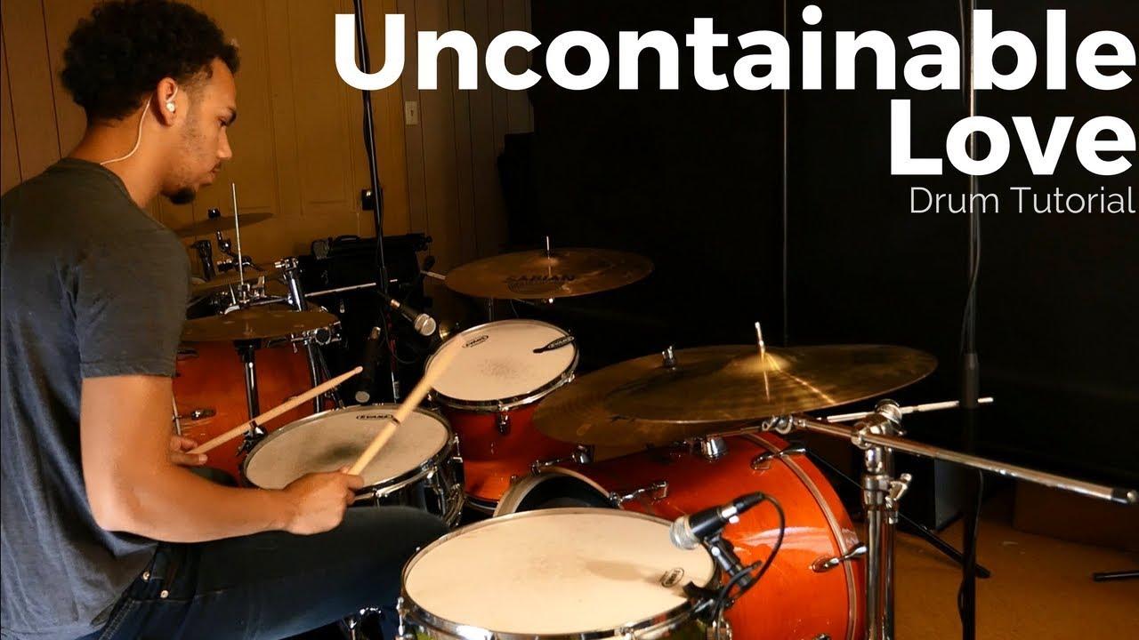Uncontainable Love - Elevation Worship// Drum Tutorial// Rezound Tutorials