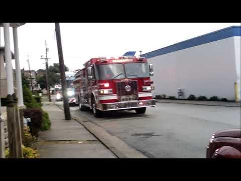 Fire At Lehigh Specially Steel Latrobe 8/22/19