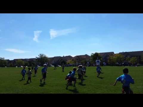 DKB Flag Football Game 09262015-4