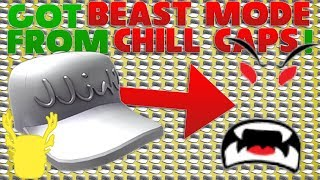 UPGRADED CHILL CAPS INTO BEAST MODE!!! | Roblox Trading