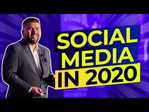 2020 Social Media Tips to Follow | National Arts Marketing Project Conference Keynote 2019