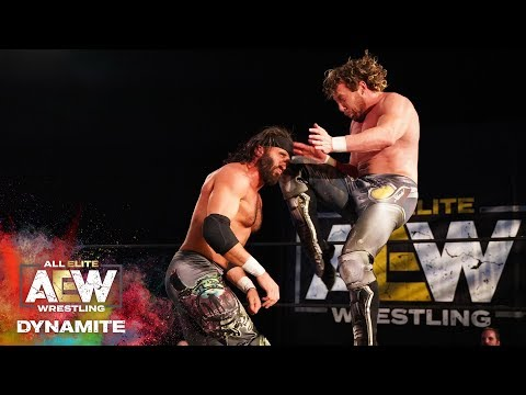 WERE THE BEST FRIENDS ABLE TO CLIMB IN THE TAG RANKINGS? | AEW DYNAMITE 4/8/20