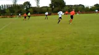 St Kevins u15 v Salthill Devon August 2009 Dublin Cup Pt.1