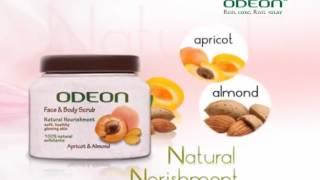 Odeon Face & Body Scrub