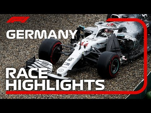 Calendario Gp F1.2019 German Grand Prix Race Highlights Youtube