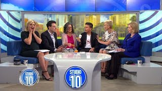 15-Year-Old Magician Wows Studio 10