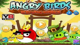 Angry Birds Rebuilding Warrior