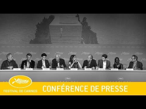 LA FILLE INCONNUE - Press Conference - EV - Cannes 2016 streaming vf