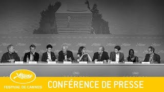 LA FILLE INCONNUE - Press Conference - EV - Cannes 2016