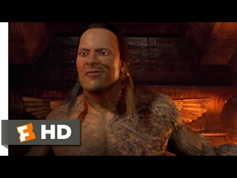 The Mummy Returns (10/11) Movie CLIP - The Scorpion King Returns (2001) HD