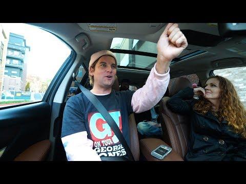 Carpool Karaoke with Judah & The Lion