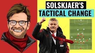 How Solskjaer's 5-3-2 stopped Klopp's Liverpool | Man Utd 1-1 Liverpool Tactical Analysis 2019/20