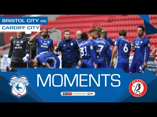 HIGHLIGHTS | BRISTOL CITY vs CARDIFF CITY