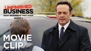 "Unfinished Business | ""Job Interview"" Clip [HD] 