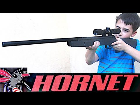 Thumbnail: Gamo Hornet .177 Cal Air Rifle with Robert-Andre!