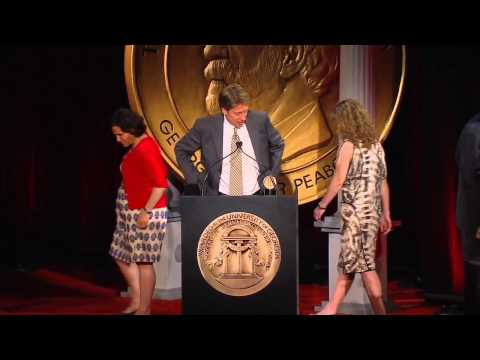 John Branch - Snow Fall - 2012 Peabody Award Acceptance Speech