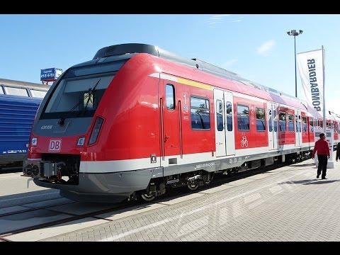 S-Bahn Stuttgart: S4 Backnang - Schwabstraße