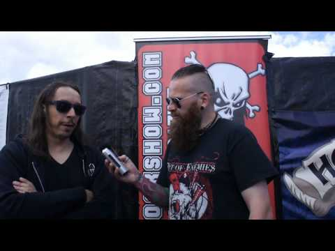 Lacuna Coil Bloodstock Interview 2014