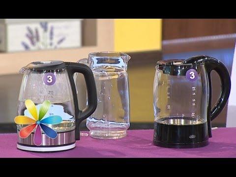 Как выбрать стеклянный чайник