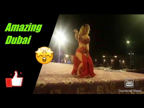 Dazzling Dubai – Belly dance/Desert Safari/Ferrari world/Legoland and much more!!! DON''T MISS! 😍😎