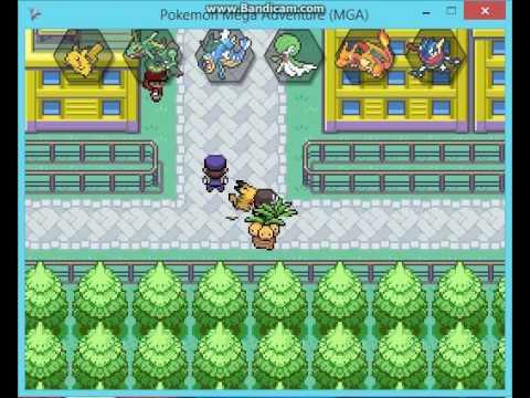 pokemon mega adventure for gba