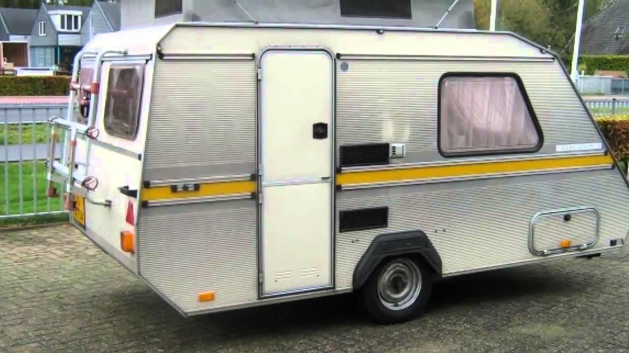 Caravan te koop kip kk400 met hefdak youtube - Te koop ...