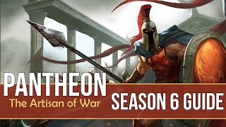 League of Legends Pantheon Guide | Season 6 | Patch 6.5