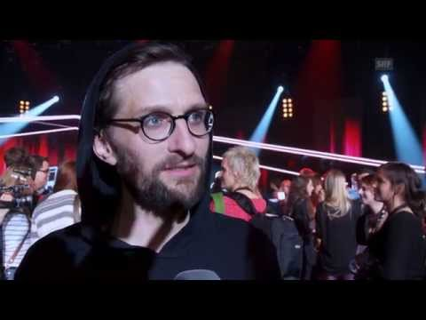 Interview mit Shem Thomas nach dem Finale - The Voice of Switzerland 2014
