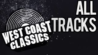 GTA V - West Coast Classics - All tracks - Radio