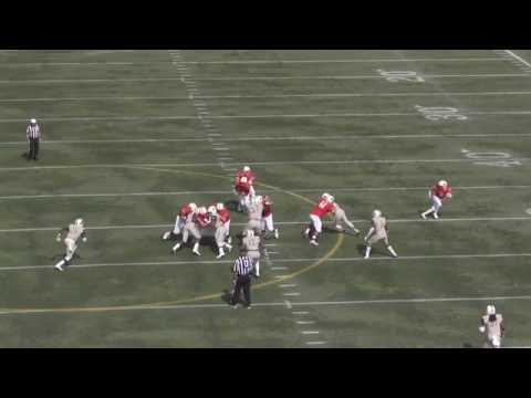 Jacksonville Dolphins Defense v Marist Offense  2015