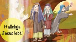 Lied lebt noten jesus hurra Kinderlieder und