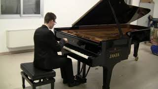 Groppello Mattia (Italy) - First Vienna International Music Competition