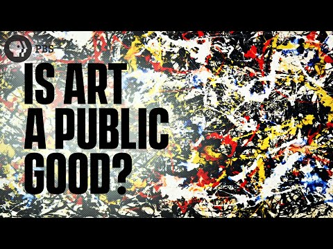 Why Does the Government Pay for Art?