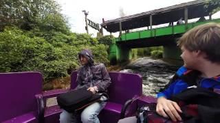 Thorpe Park - Rumba Rapids: POV