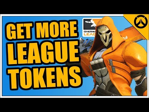 How To Get More Overwatch League Tokens - Linking Battle.net Twitch PSN Xbox