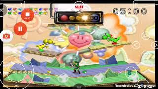 Mis payasadas en Super smash Bros 64