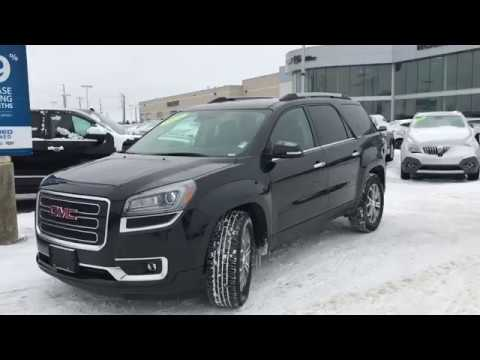 2014 GMC Acadia SLT Review
