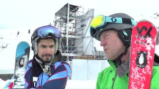 The Jump - Series 4 - Video Blog 7 - Warren Smith Ski Academy