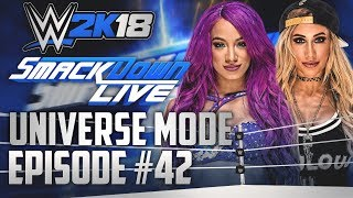 "Video ""WWE 2k18 Universe Mode"" | ""Women's Royal Rumble"" | #42 (""WWE 2k18"" PS4/Xbox One) download MP3, 3GP, MP4, WEBM, AVI, FLV September 2018"