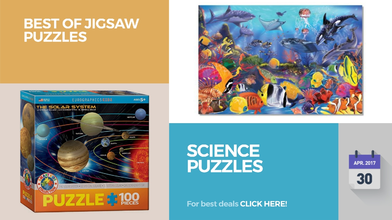 science puzzles best of jigsaw puzzles youtube