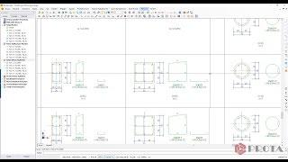 ProtaDetails ile ProtaStructure Detay Çizimlerinin Oluşturulması