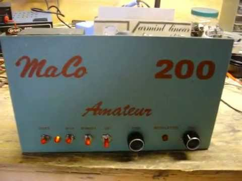 Hqdefault on 811 Tube Amplifier Linear