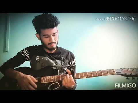 Kya bat ay guitar cover by Acoustic Yash