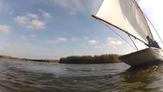Zoe sailing