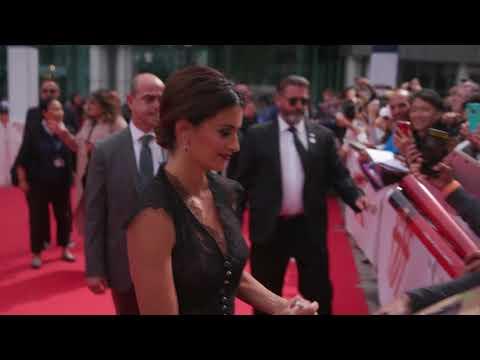 EVERYBODY KNOWS: Penelope Cruz Red Carpet Premiere Arrivals TIFF 2018