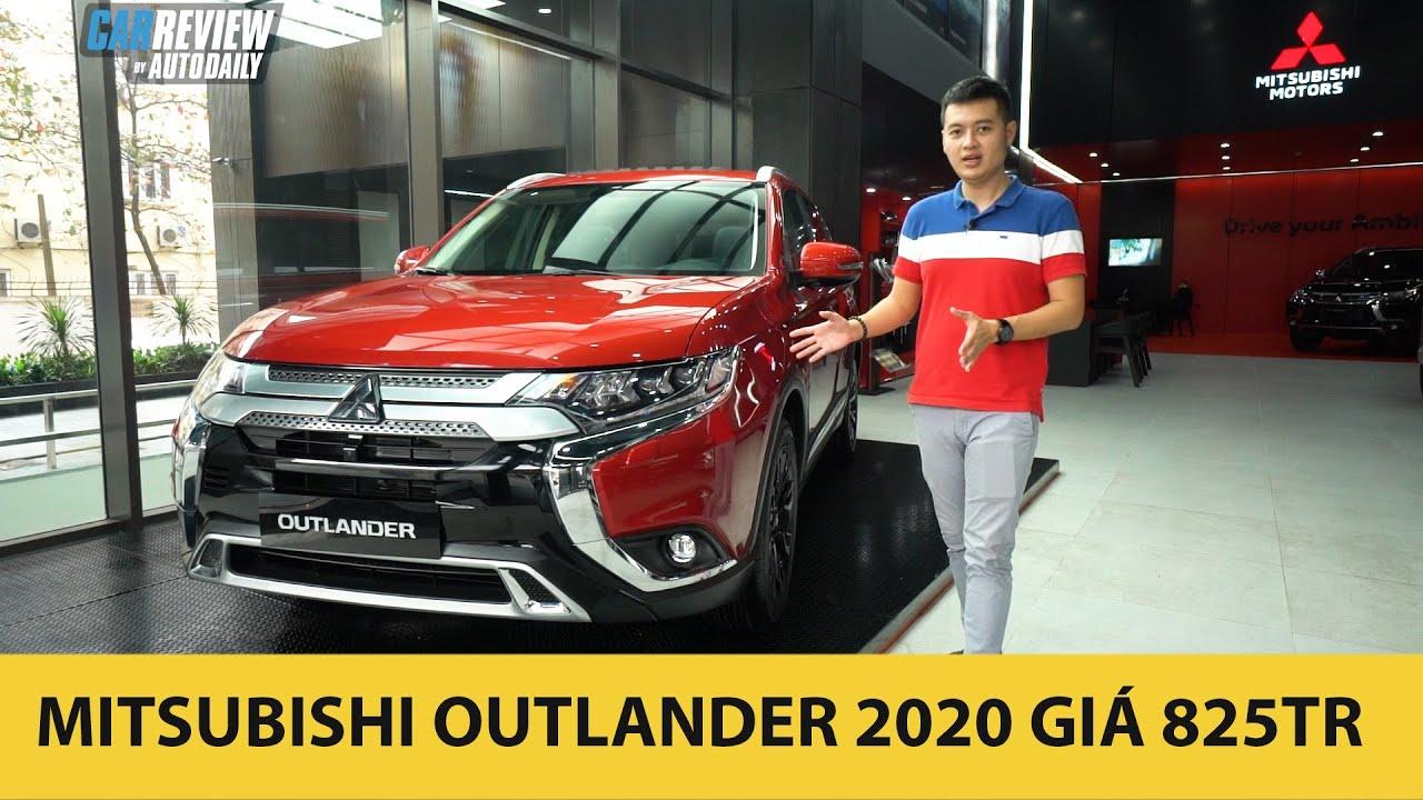 Trải nghiệm xe Mitsubishi Outlander 2020 nhiều nâng cấp giá từ 825 triệu – Quyết đấu CRV và CX5