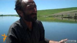 Ձկնորսություն հայ-թուրքական սահմանին