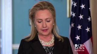 """Clinton """"committed"""" to finding truth about Benghazi"""